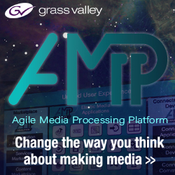 Grass Valley is the No.1 player in content and media technology with market leading solutions, the industry's largest R&D engine and a growing financial commitment to the future of this industry.