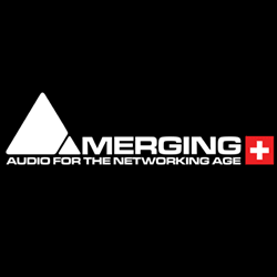 Merging Technologies SA is a Swiss manufacturer with over 20 years of experience in developing ground breaking, professional Audio and Video products for a wide range of entertainment and media industries.